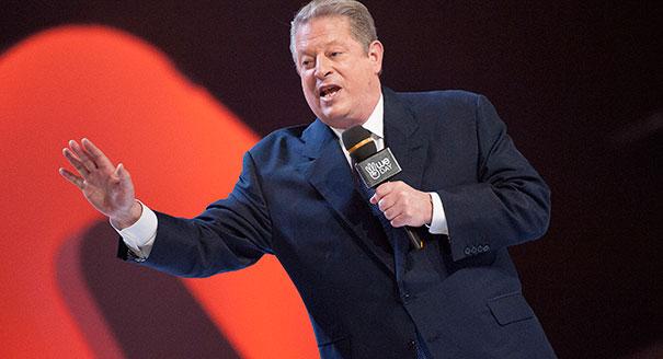 Al Gore Rich